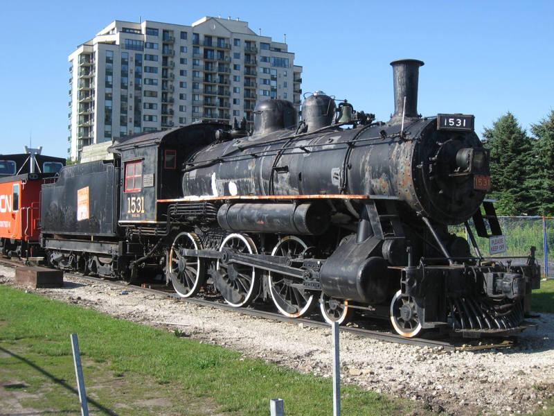 사진출처 Toronto Railway Historical Association